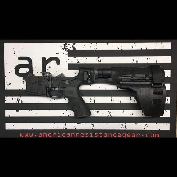 Glock Magazine Breakdown AR Lower Receiver (Complete)