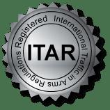 ITAR REGISTERED LOGO IMAGE