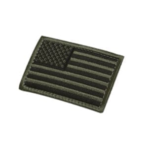 AMERICAN FLAG VELCRO PATCH
