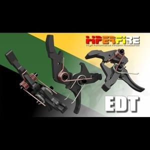 HIPERFIRE® AFTERMARKET EDT TRIGGER SYSTEM AR15