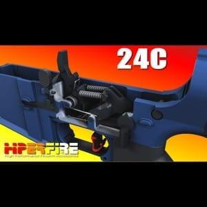 HIPERFIRE® AFTERMARKET 24C TRIGGER SYSTEM AR15