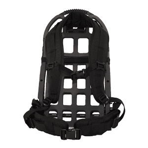 BACKPACK SUPPORT RACK FOLDING CHAIR COMBO