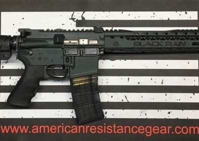 Hard Charger American Resistance