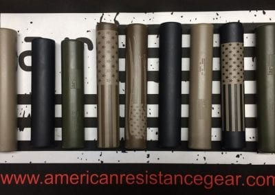 american resistance silencers