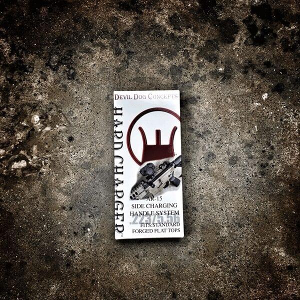 AMERICAN RESISTANCE BCG & CHARGING HANDLE 556/223/300BLKOIUT MICRO SLICK (CERAKOTE)