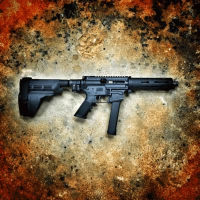 9mm Breakdown Pistol