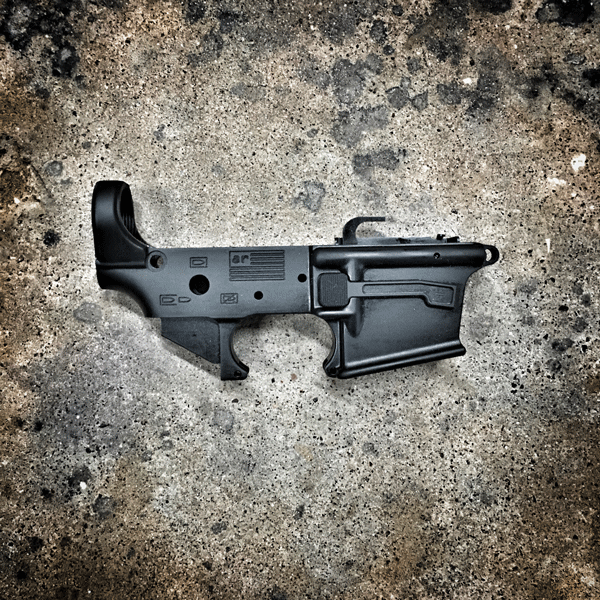 9MM GLOCK MAG LOWER RECEIVER