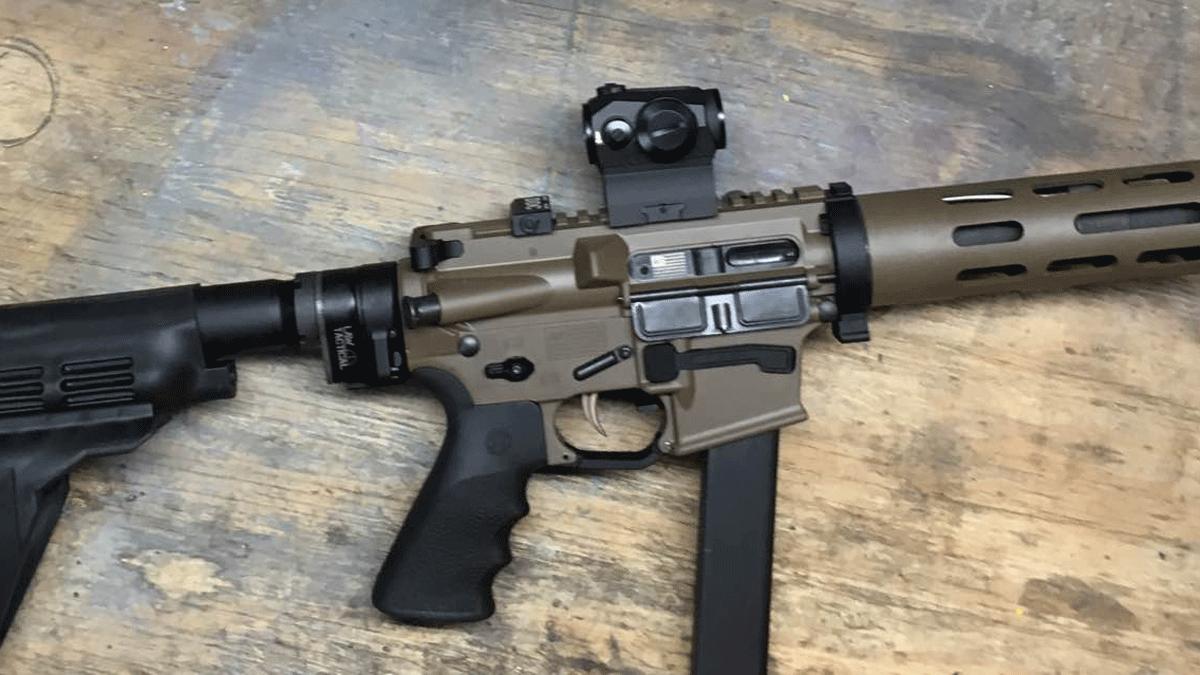 Breakdown Pistol 9mm W Fostech Suppressed American Resistance Glock Parts Take Down Pinterest Echo Ll