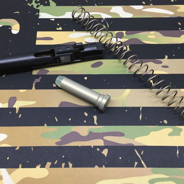 FOSTECH ECHO ll BINARY TRIGGER (9mm CUT BCG & Buffer System)