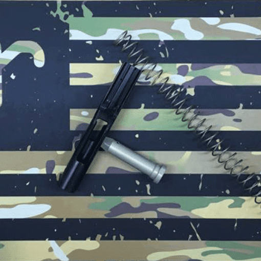 AMERICAN RESISTANCE AR9 BCG AND FOSTECH ECHO BUFFER SYSTEM