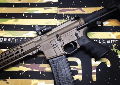 300blkout ar pistol
