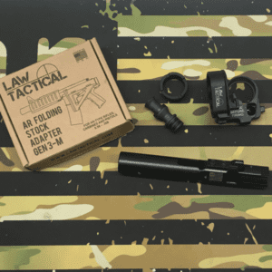 Combo kit Law Tactical American Resistance 9mm BCG.