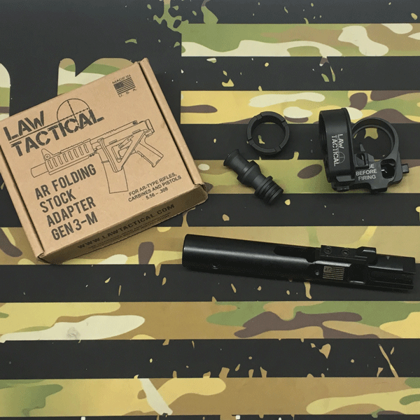 LAW TACTICAL/AMERICAN RESISTANCE 9MM BCG KIT