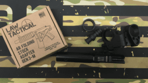 LAW TACTICAL AND 9MM BCG