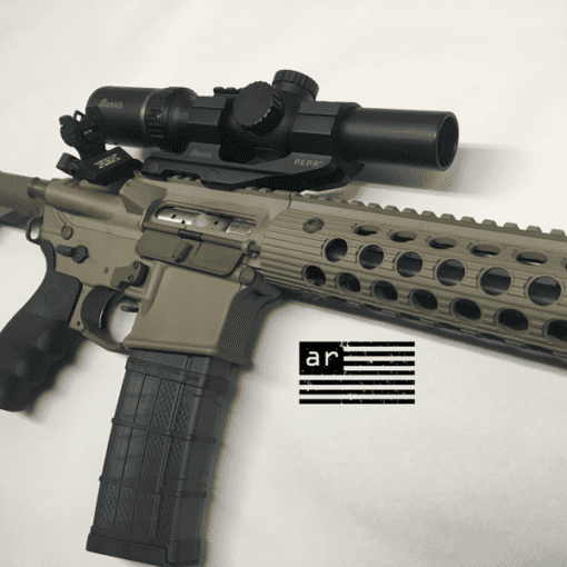 AR-15 CERAKOTE