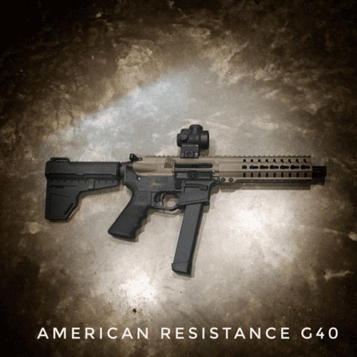 40cal ar pistol