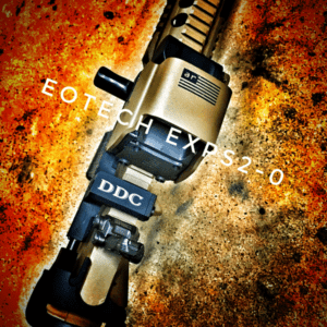 EOTECH HOLOGRAPHIC OPTIC