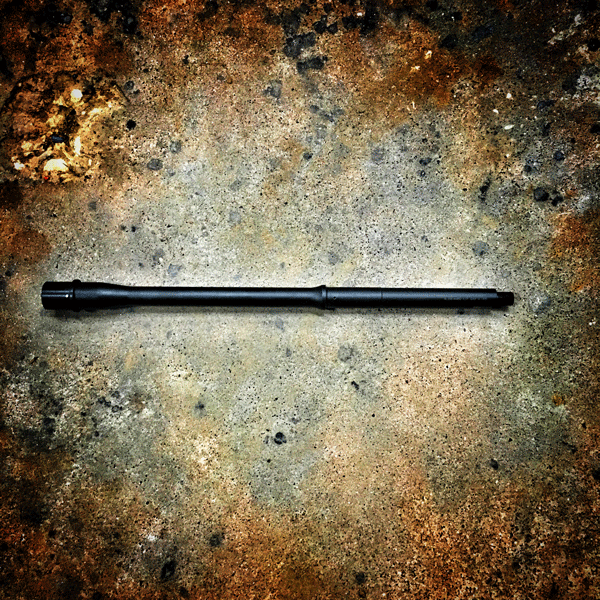 "16"" COLD HAMMER FORGED MID LENGTH BARREL"