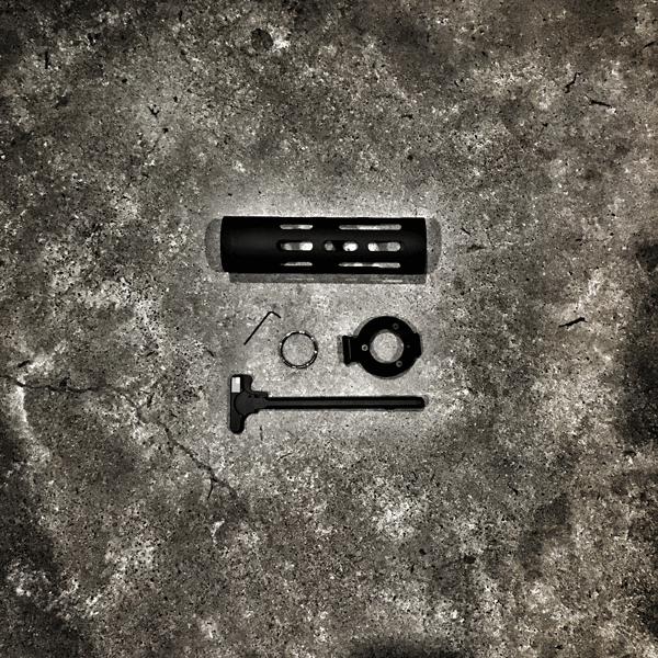 DOLOS & CHARGING HANDLE PACKAGE