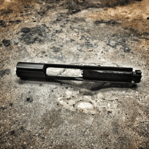 AMERICAN RESISTANCE 300 BLKOUT PISTOL AMERICAN RESISTANCE 556/223 M16 NITRIDE BCG/ LAW TACTICAL & SUPPRESSOR