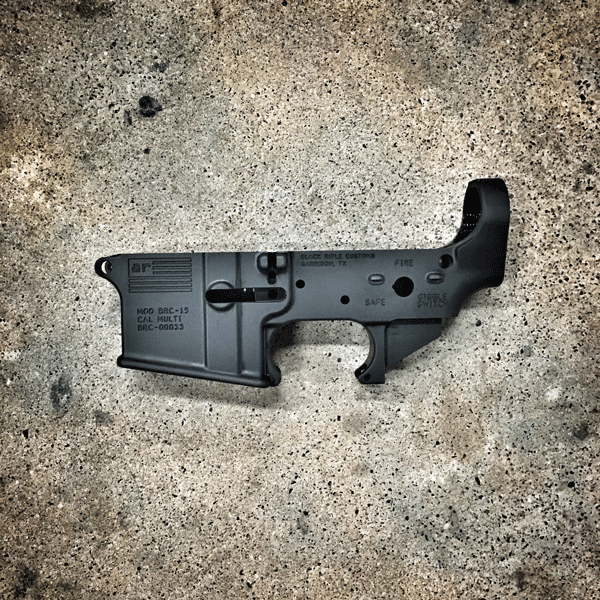 AMERICAN RESISTANCE 556/223 LOWER RECEIVER