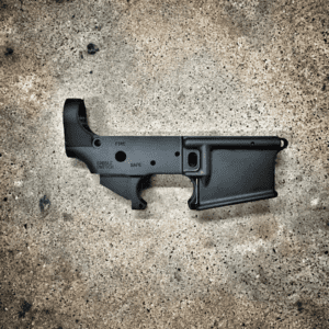AMERICAN RESISTANCE .556/223 FORGED LOWER RECEIVER