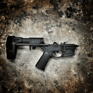 AMERICAN RESISTANCE AR9/40CAL PDW COMPLETE LOWER (PDW)
