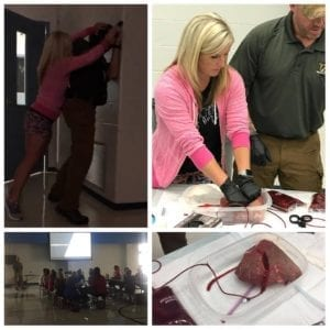 TAC MED SOLUTIONS TRAINING PICTURES
