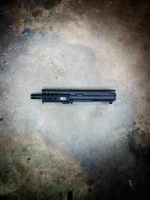 """AR9MM 5.5"""" PISTOL/SRB UPPER"""