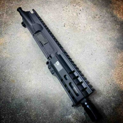 "AR9MM 5.5"" PISTOL/SRB UPPER"