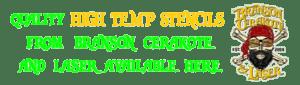 BRANSON CUSTOM CERAKOTE LINK FOR STENCILS AND TRAINING